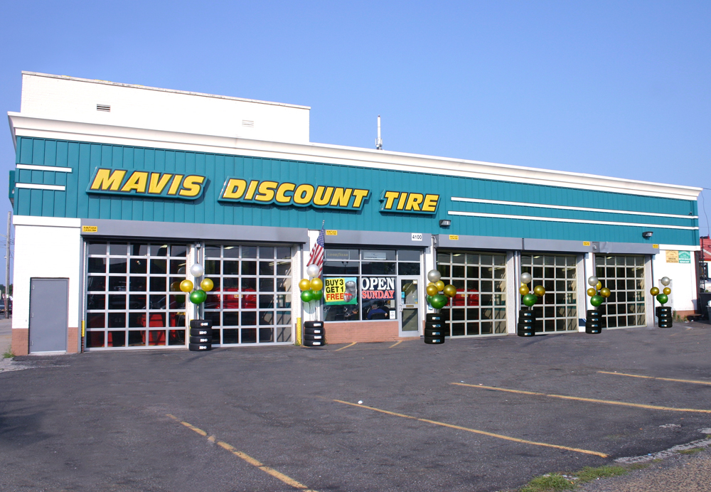 Mavis discount tire oil change coupons