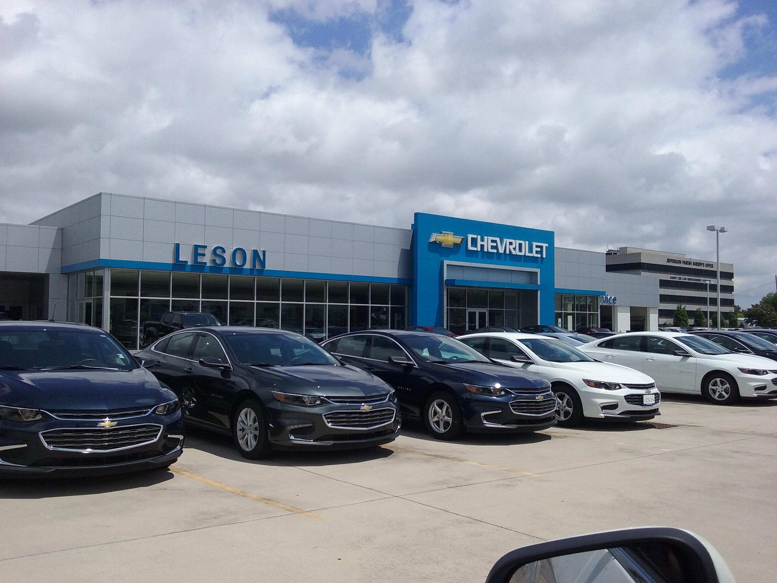 Leson Chevrolet In Harvey La 70058 Chamberofcommerce Com