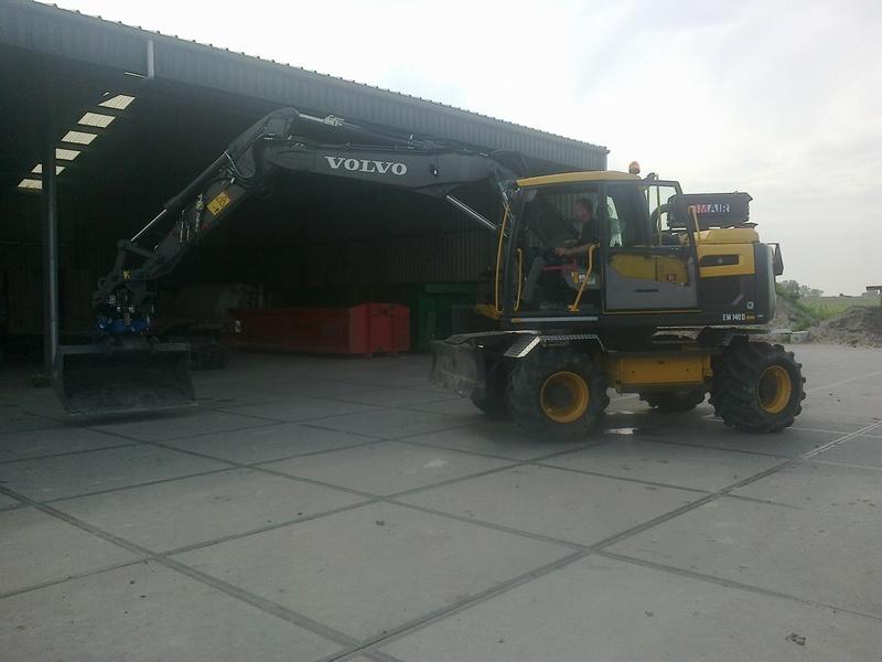 Sjef Houtenbos Loon- Transport- en Kraanverhuurbedrijf