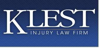 Klest Injury Law Firm - ad image