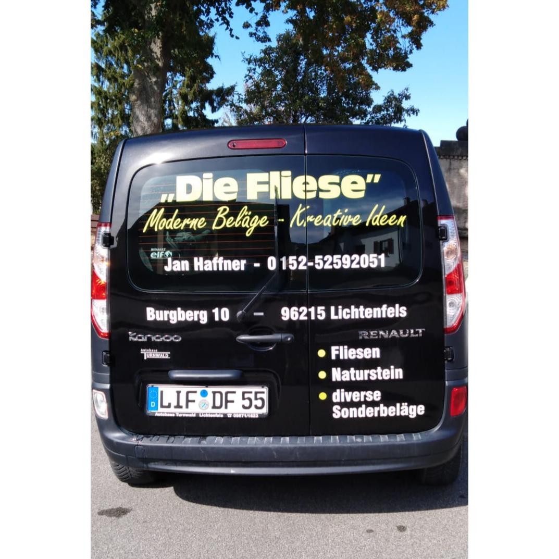 Bild zu Die Fliese - Fliesenleger in Lichtenfels in Bayern