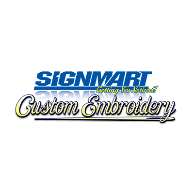 Signmart With Custom Embroidery