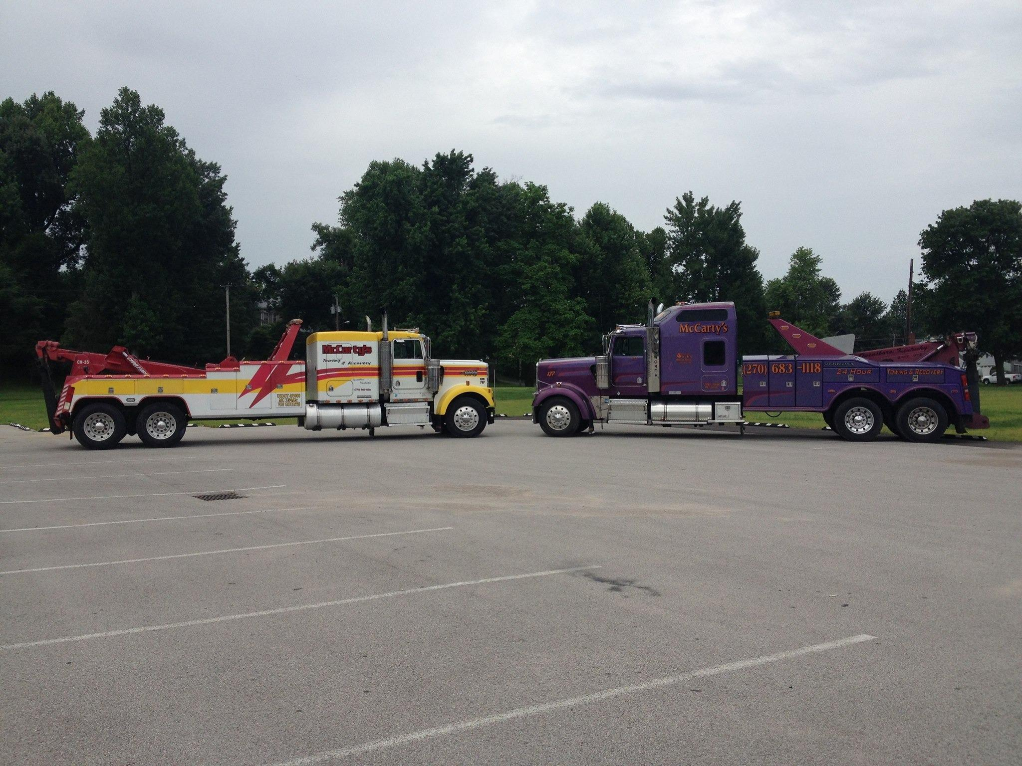Mccarty 39 S Pro Towing Automotive Owensboro Kentucky Ky