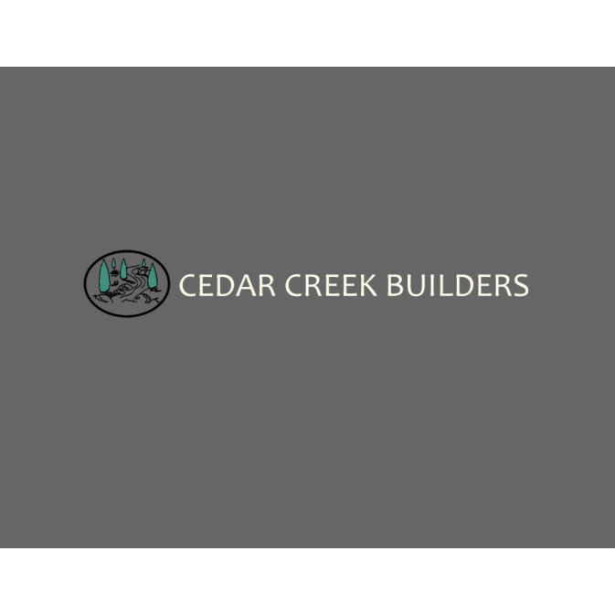 Cedar Creek Builders