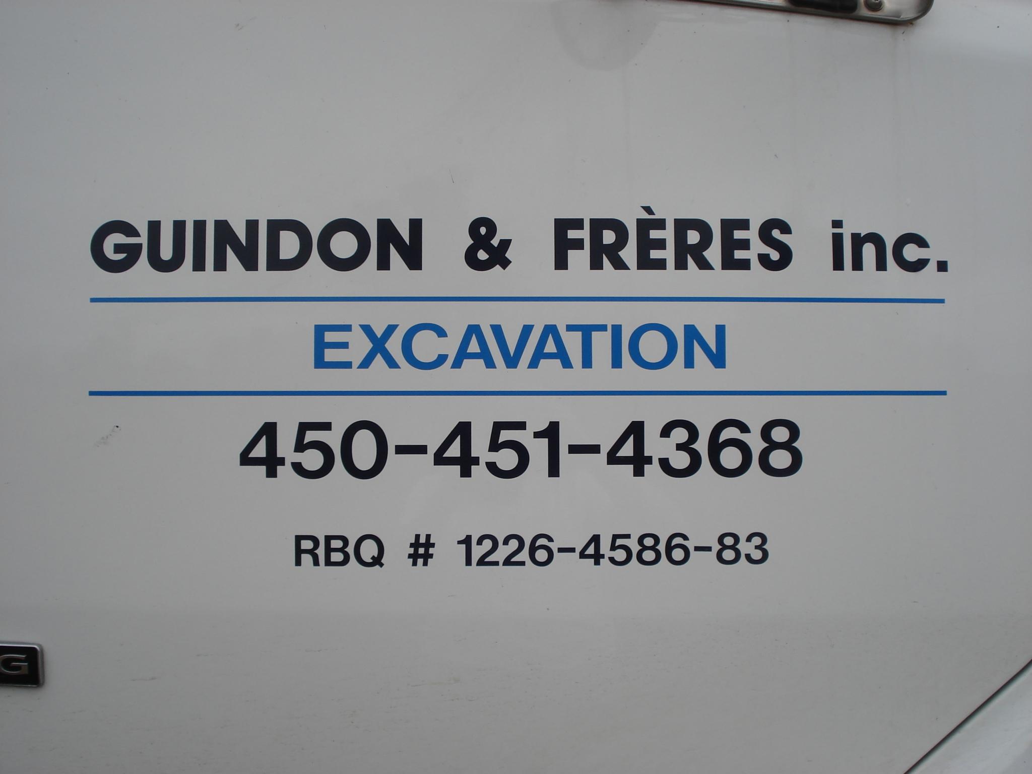 Guindon & Frères Inc à Rigaud