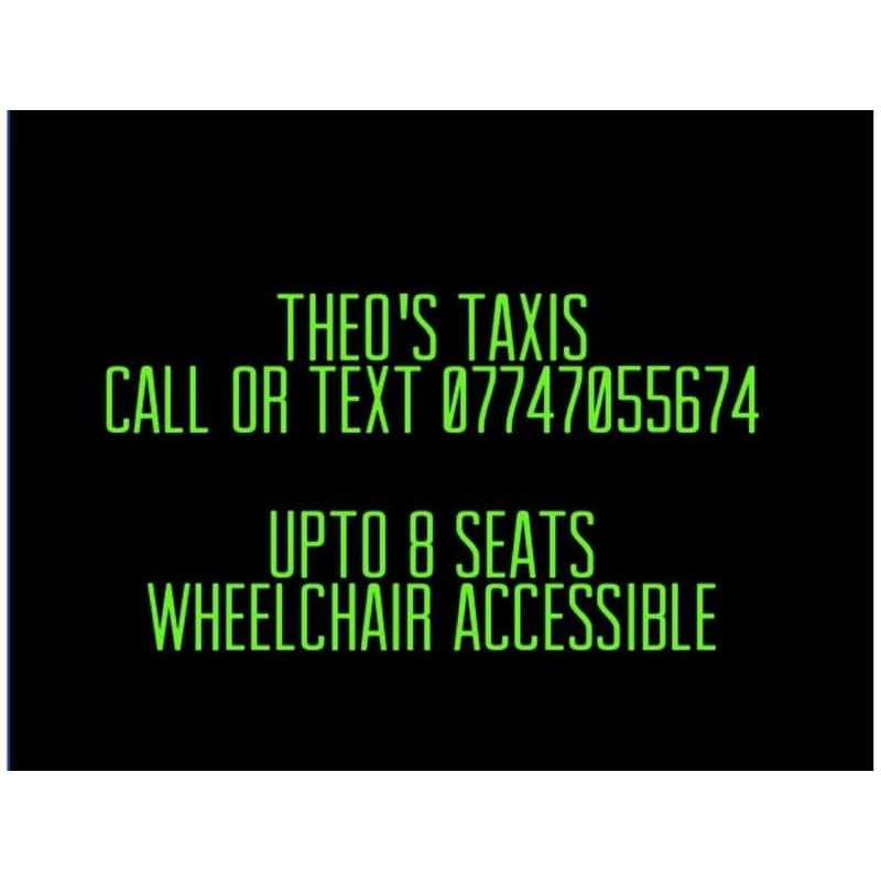 Theo's Taxis (Kendal) Ltd