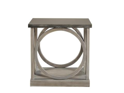 Dress up your living room with the perfect end table! Knight Furniture Showrooms Florence (843)662-2681