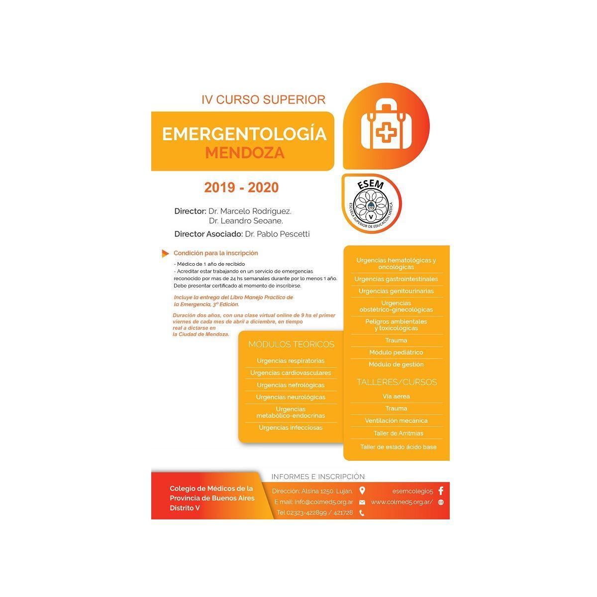 COLEGIO DE MEDICOS DE LA PCIA DE BS AS - DIST V