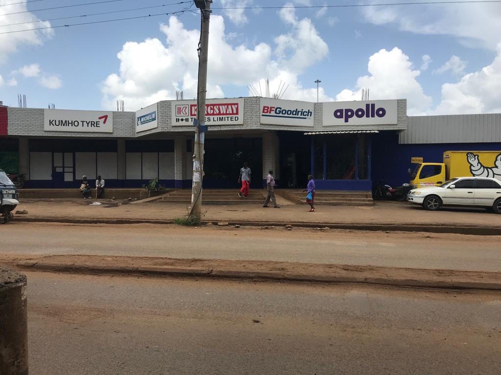 Kingsway Tyres - Eldoret