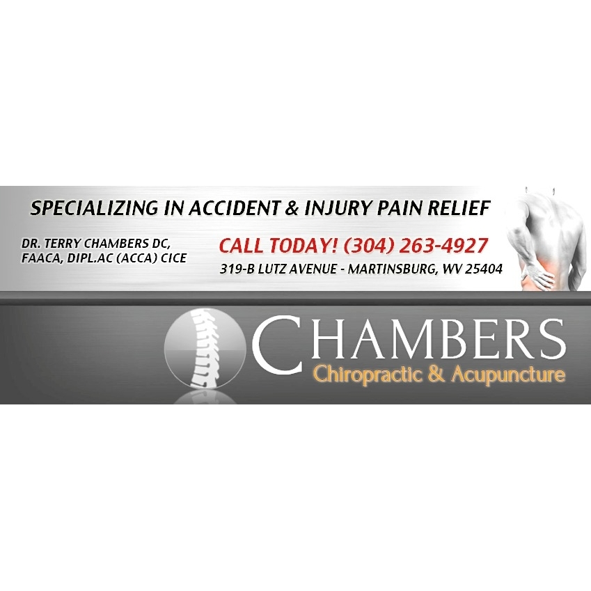 Chambers Chiropractic & Acupuncture - Martinsburg, WV - Health Clubs & Gyms