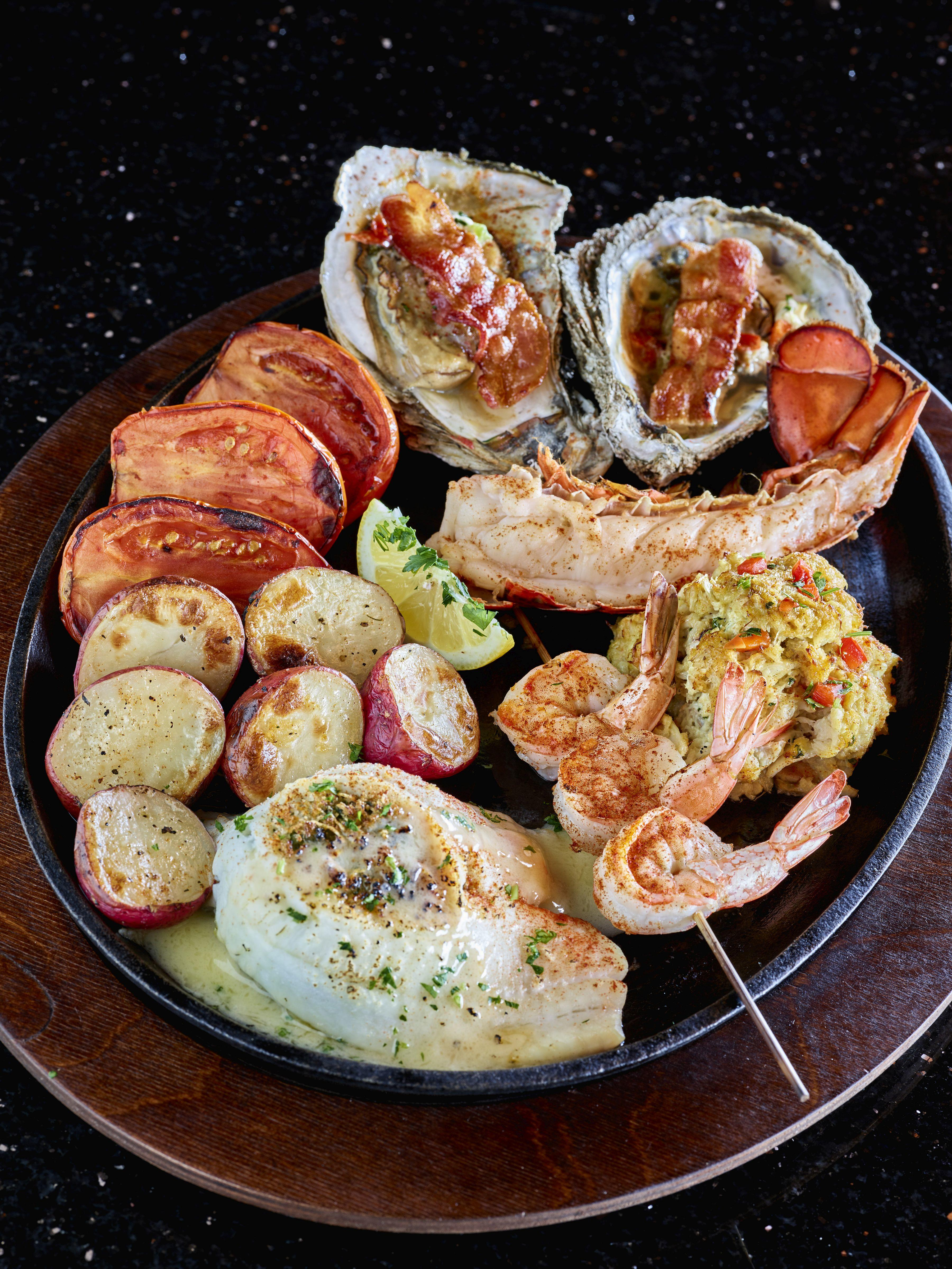 Big fish seafood bistro coupons near me in dearborn 8coupons for Fish and shrimp near me