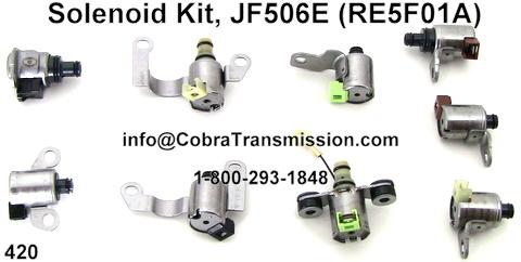 Cobra Transmission Parts
