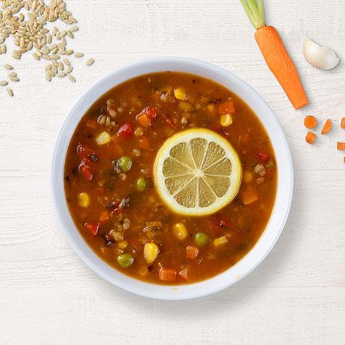 NEW! Ten Vegetable Soup