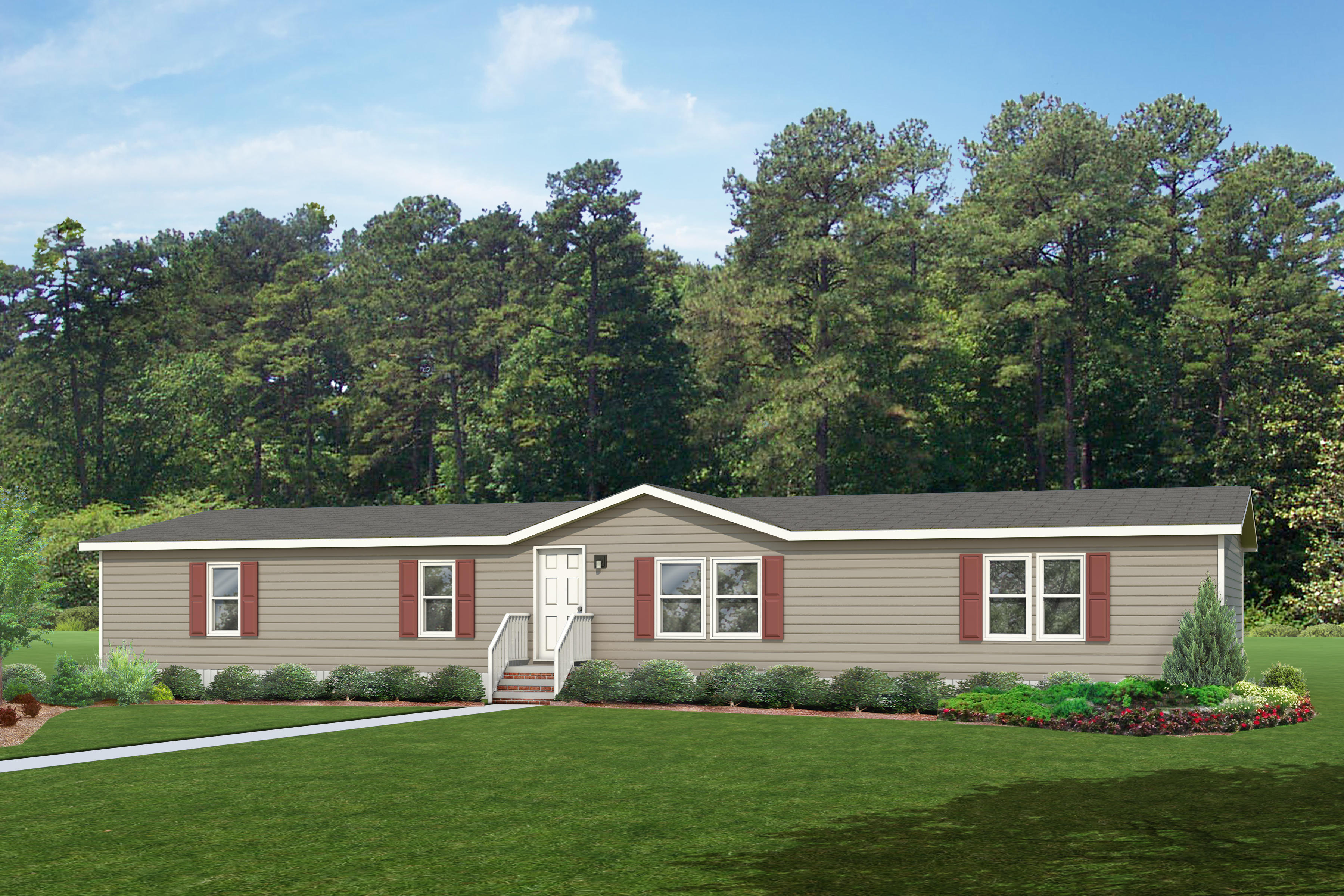 Oakwood homes in barboursville wv 25504 for Home builders in wv