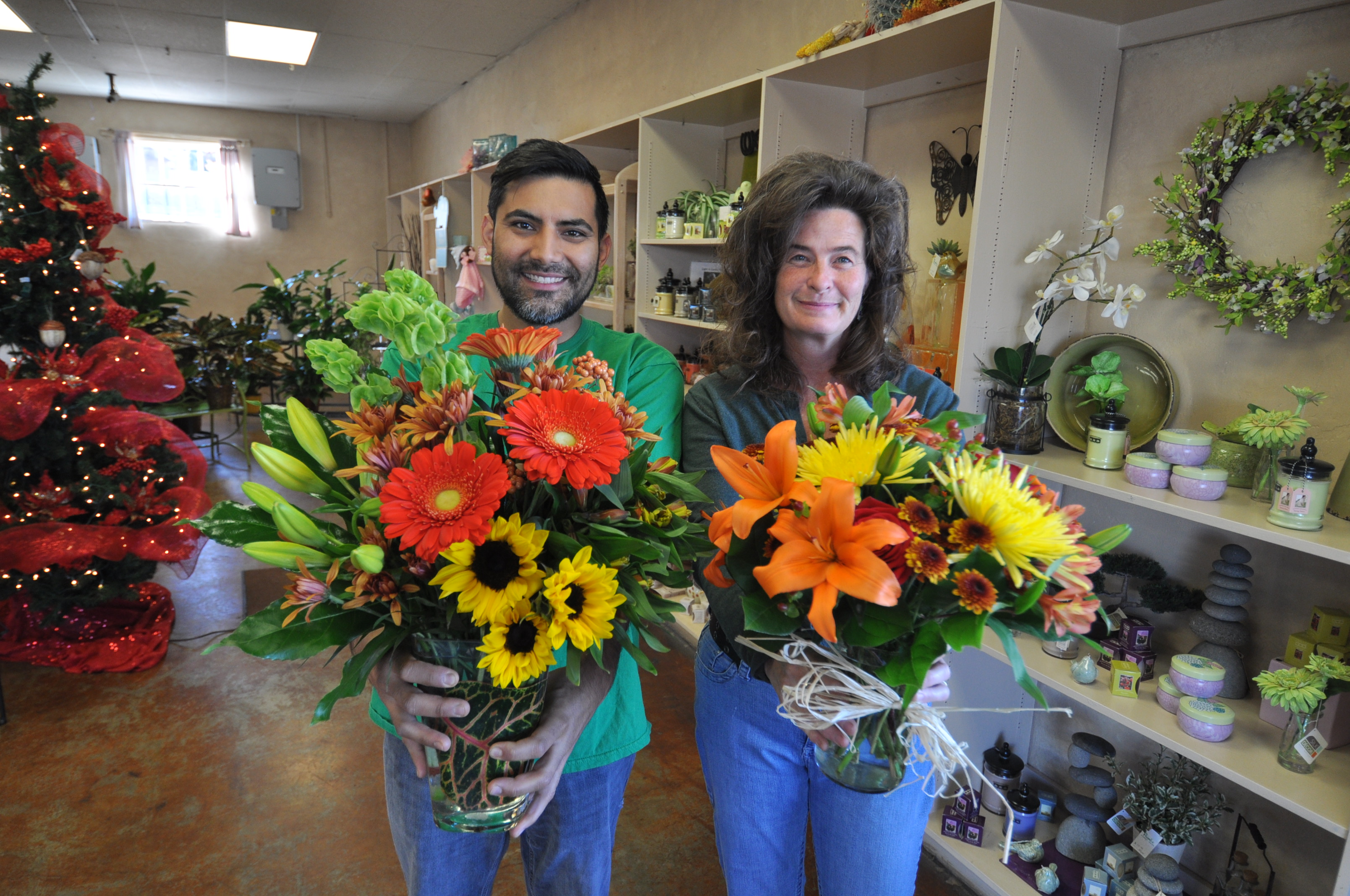 Peoples Flower Shops Nob Hill Location Albuquerque New Mexico LocalData