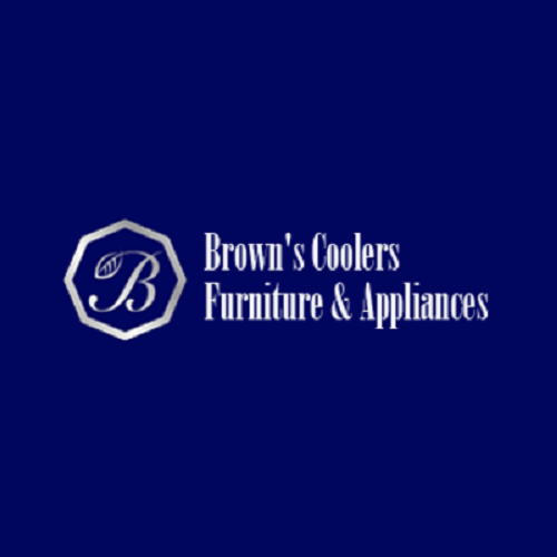 Brown's Coolers Furniture & Appliances