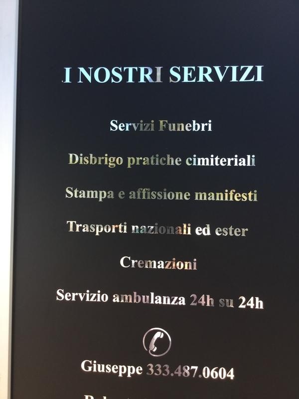 Onoranze Funebri Mercurio