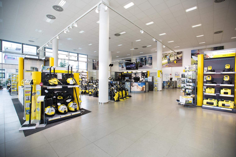 Alfred Kärcher Vertriebs-GmbH – Niederlassung Winnenden