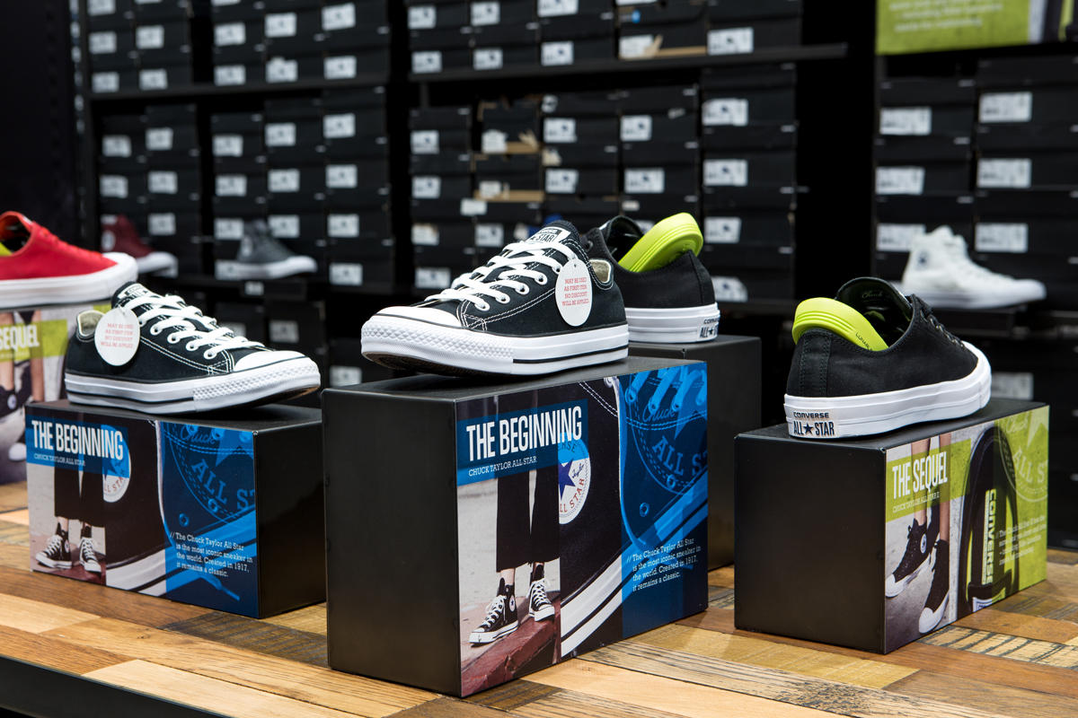 Converse Factory Store