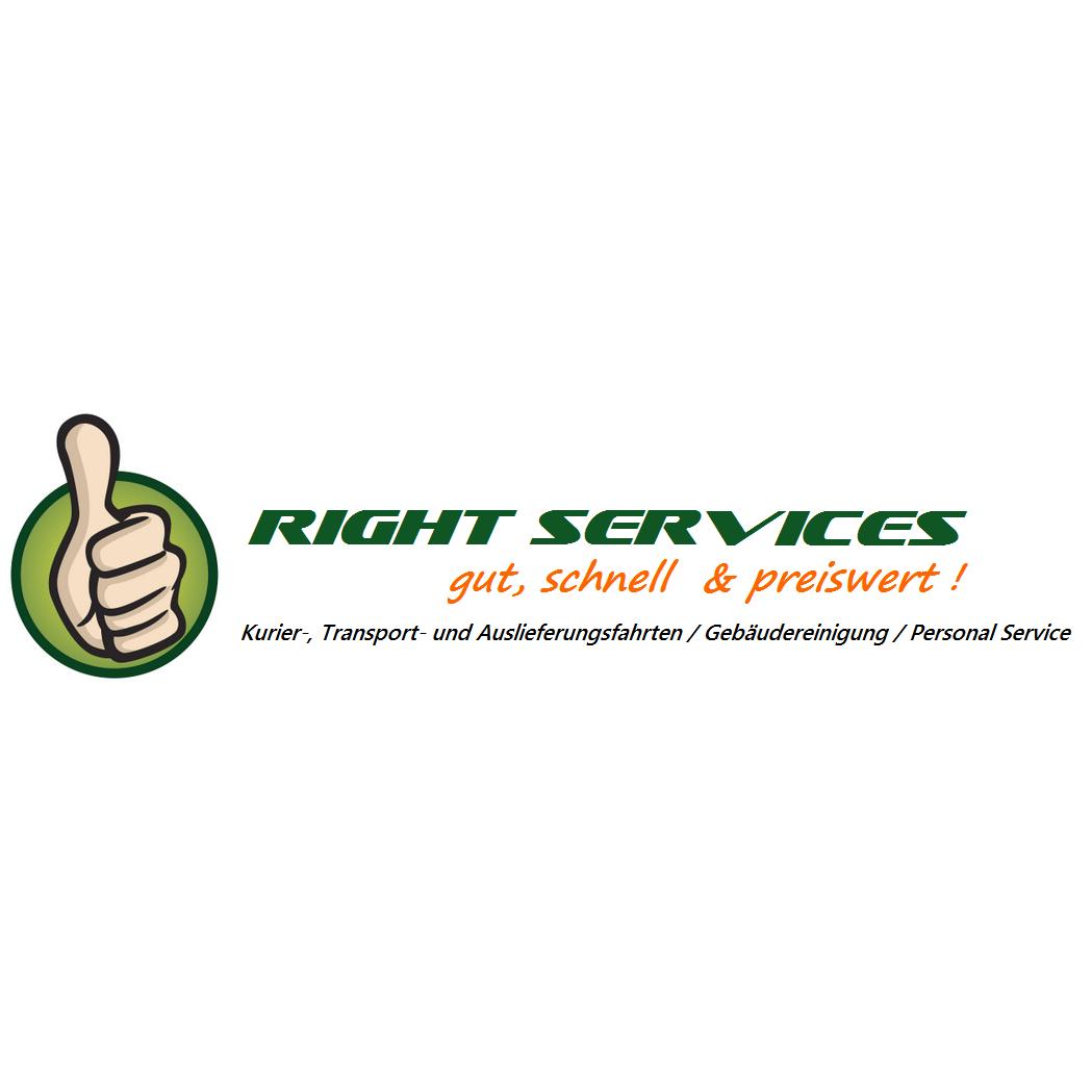 Bild zu Right Services Gebäudereinigung Transportunternehmen in Köln