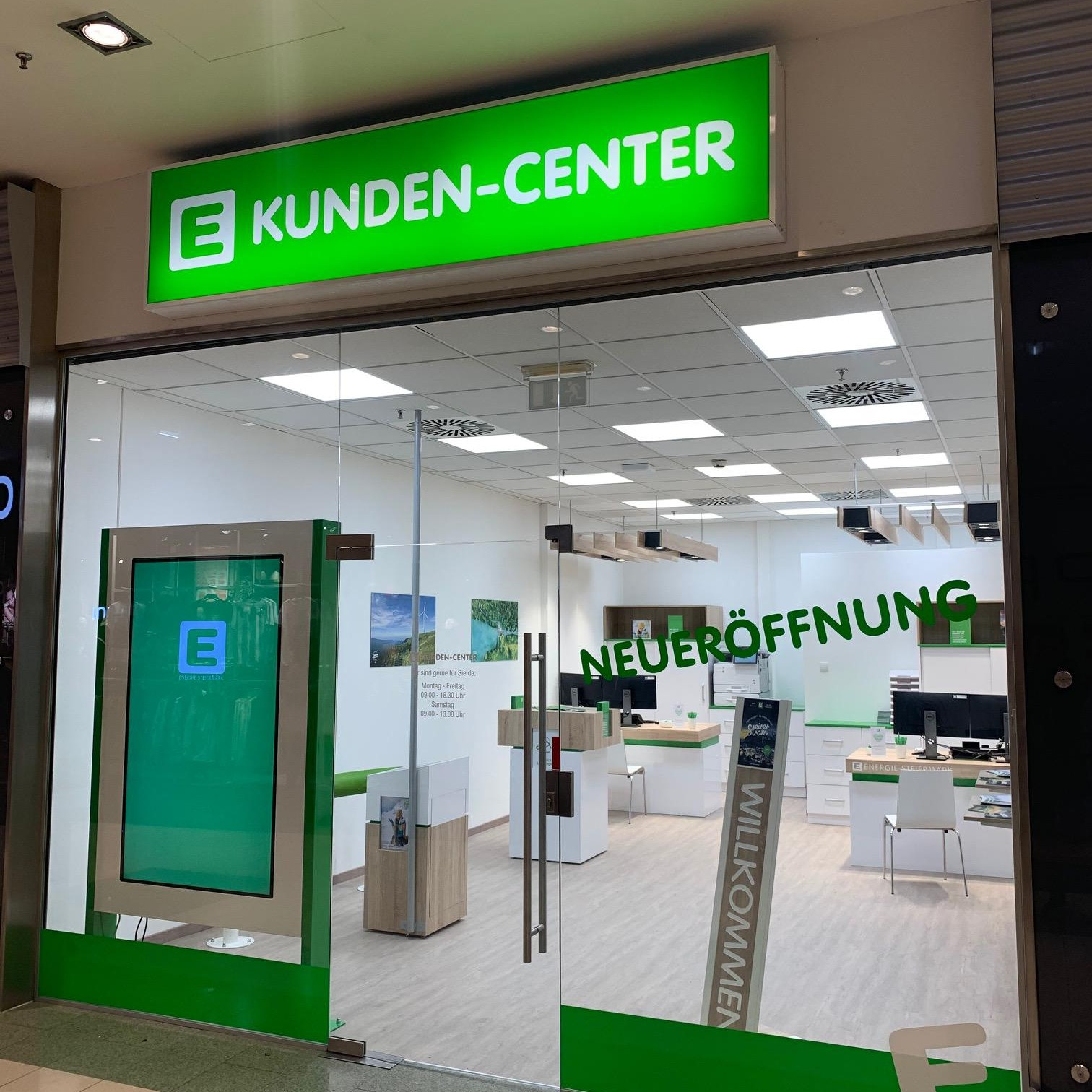 Energie Steiermark E-Kunden-Center