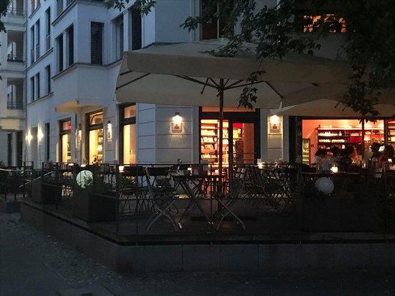 Buchkantine Berlin