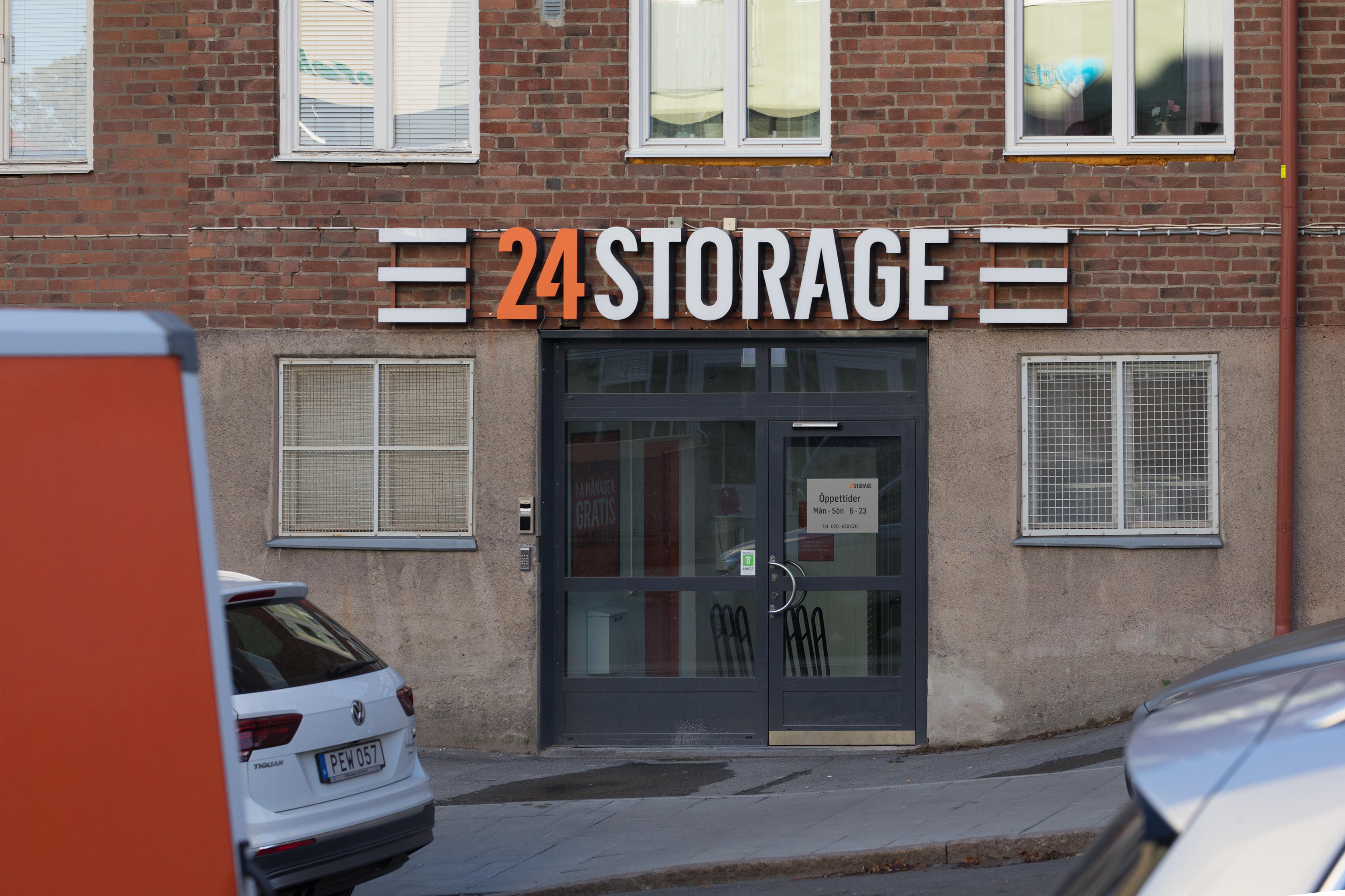 24Storage Sundbyberg Tule