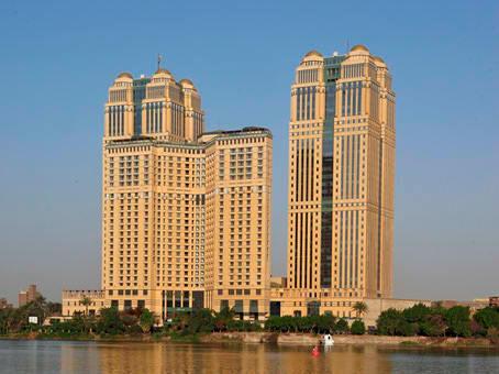 Regus - Cairo Nile City Towers