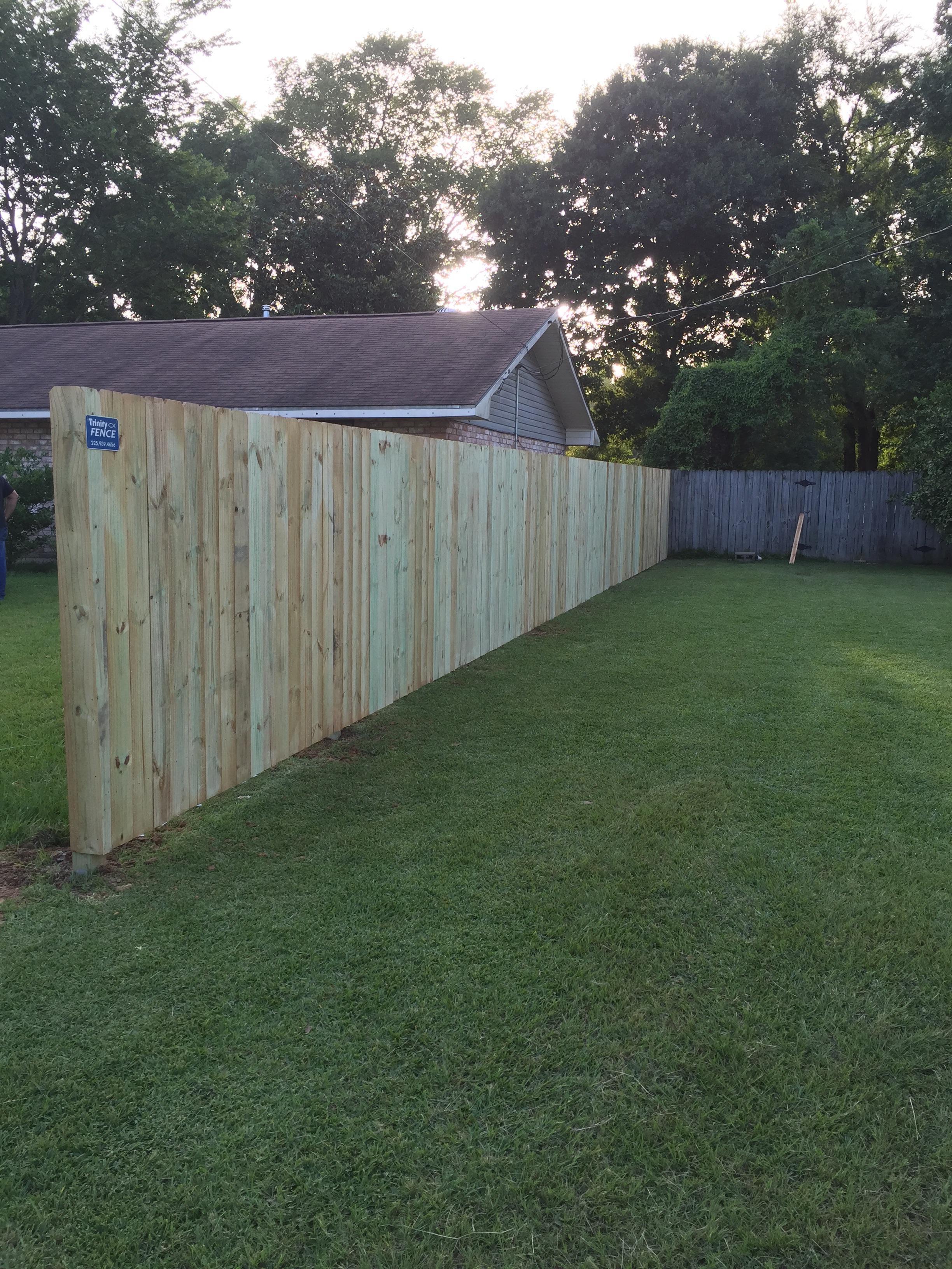 Trinity Fence Co