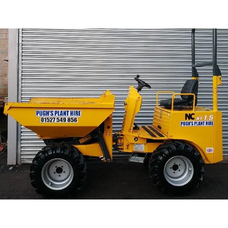 Pughs Plant Hire Ltd - Bromsgrove, Worcestershire B61 9JG - 01527 549856 | ShowMeLocal.com