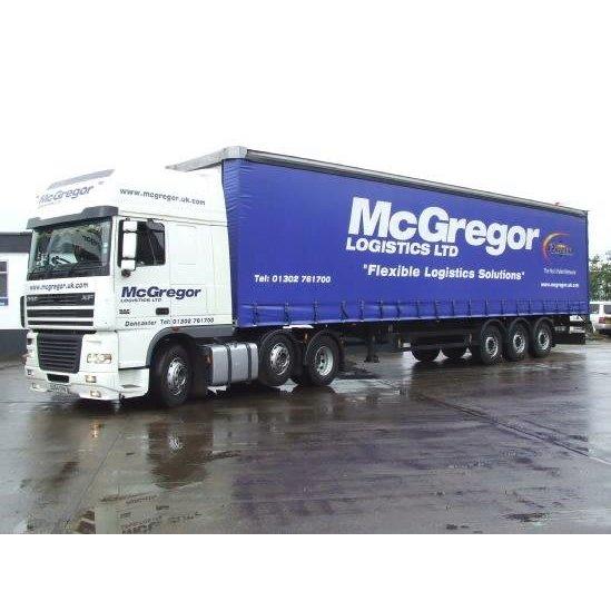 Mcgregor Logistics Ltd - Doncaster, South Yorkshire DN4 9LS - 01302 570347 | ShowMeLocal.com