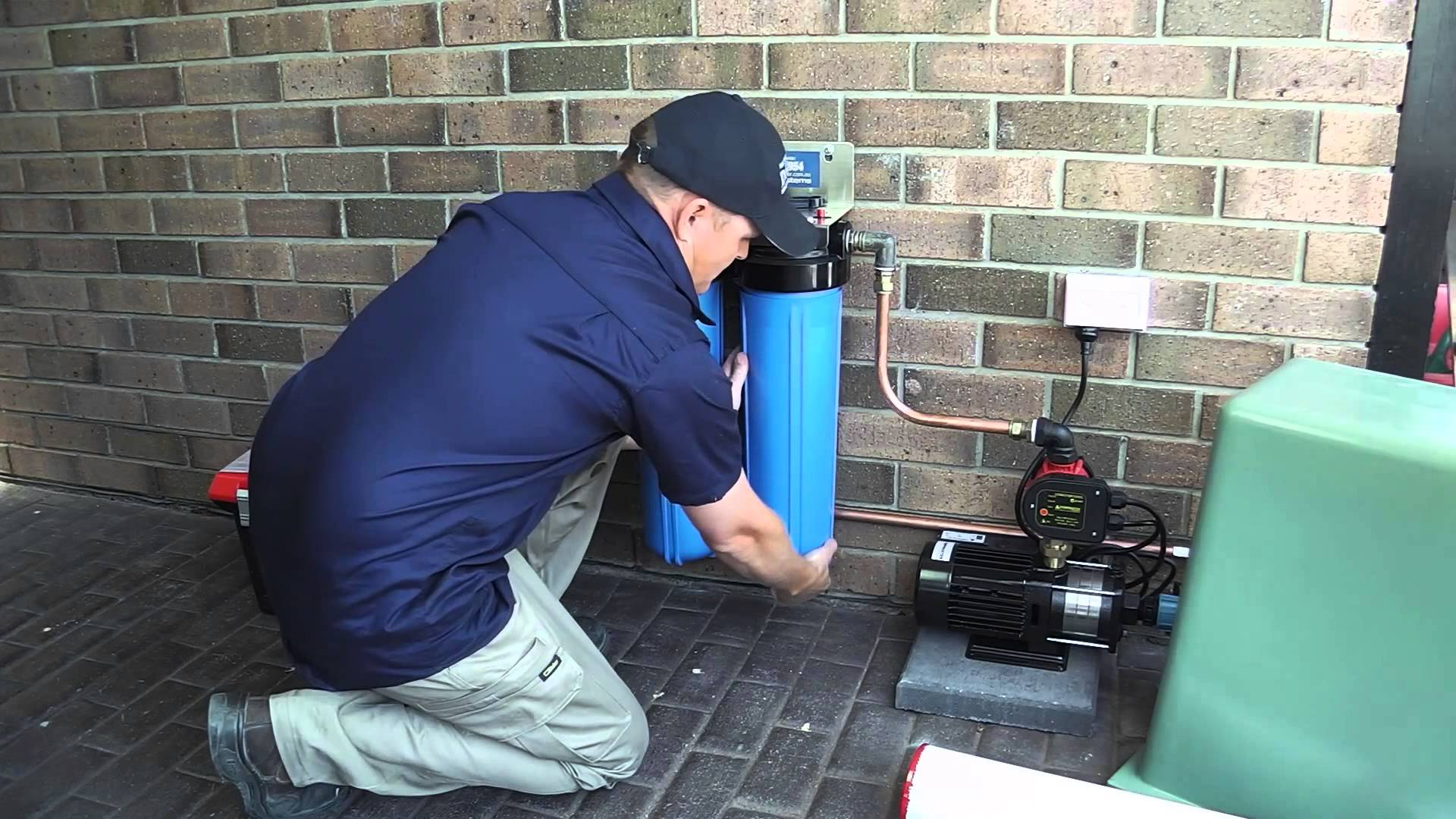 Custom Residential Pump Service by Tubbs Inc.