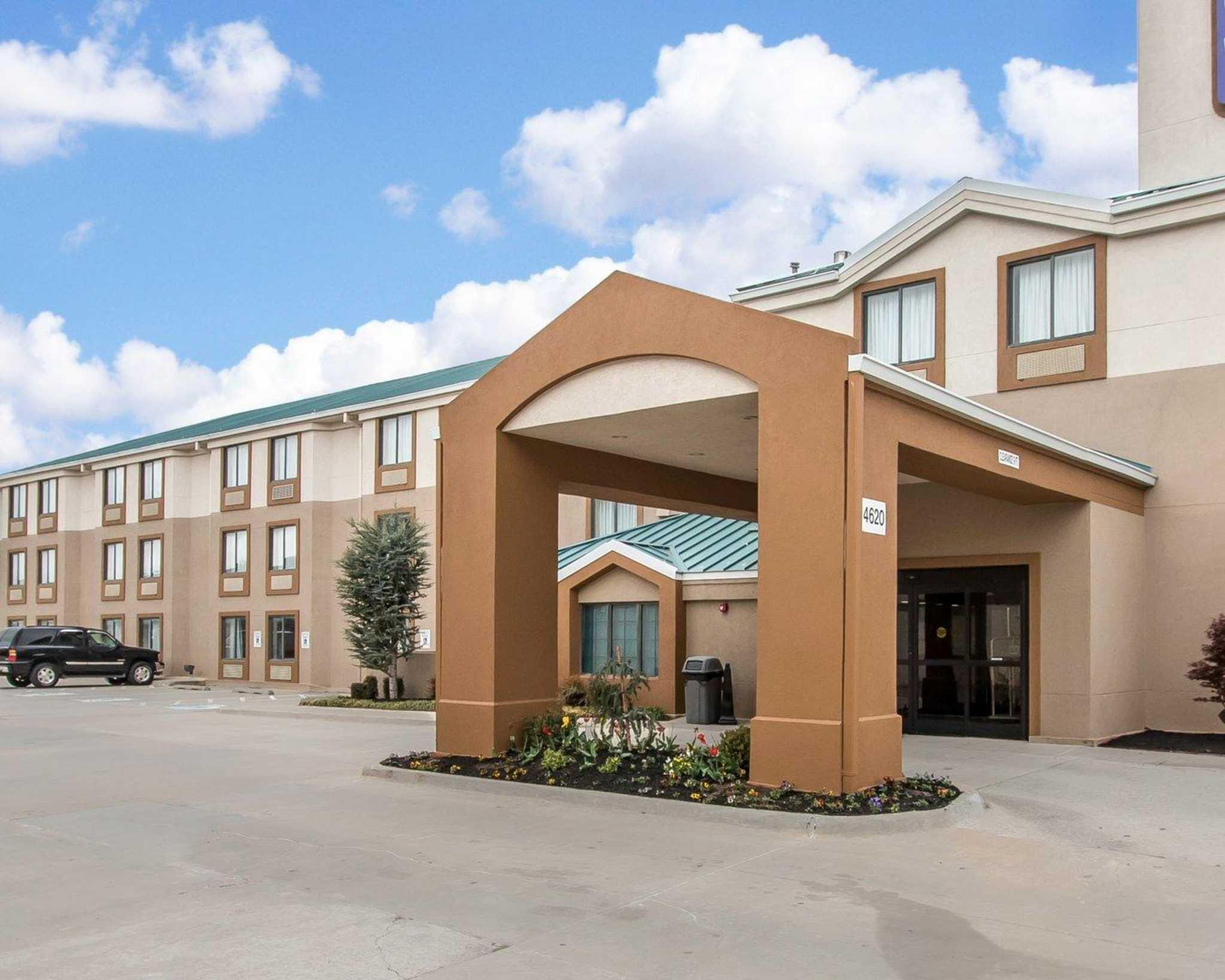 Sleep Inn Meridian I 40 Oklahoma City Oklahoma Ok