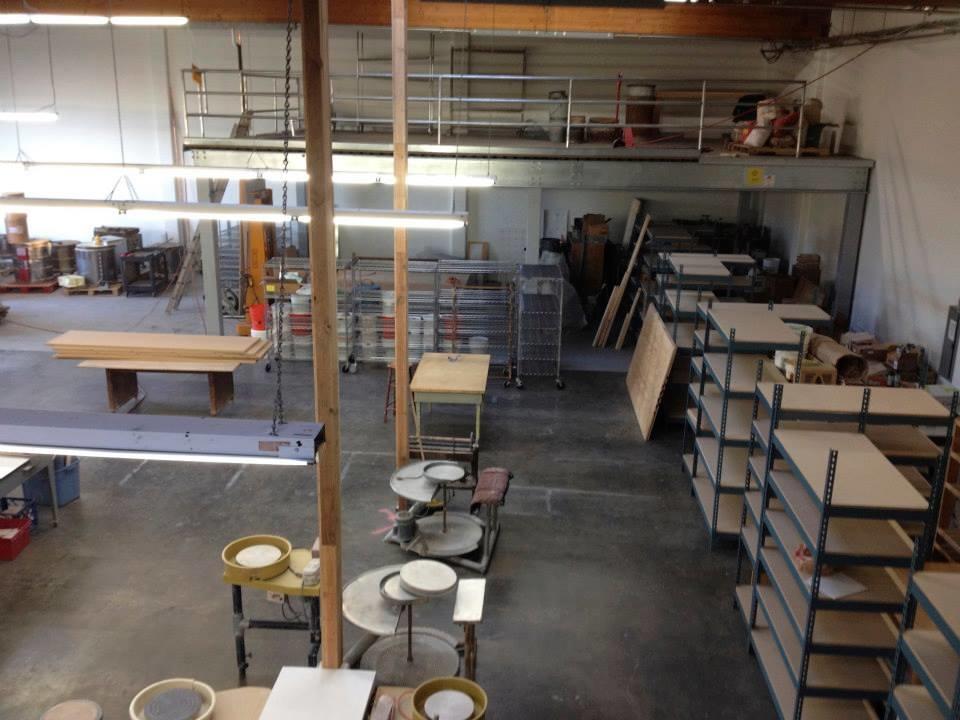 The Potters' Studio