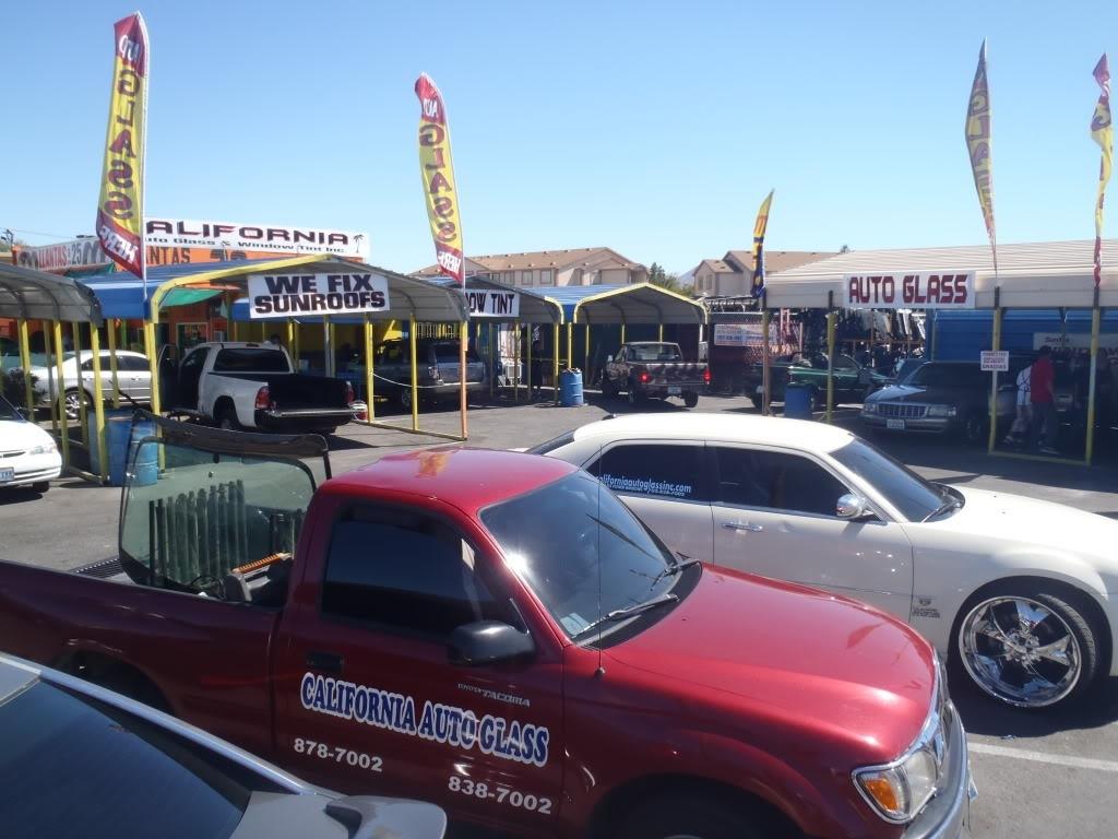 California Auto Glass Inc.& Window Tint - Las Vegas, NV