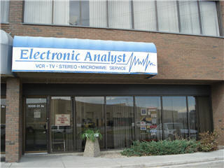 Electronic Analyst