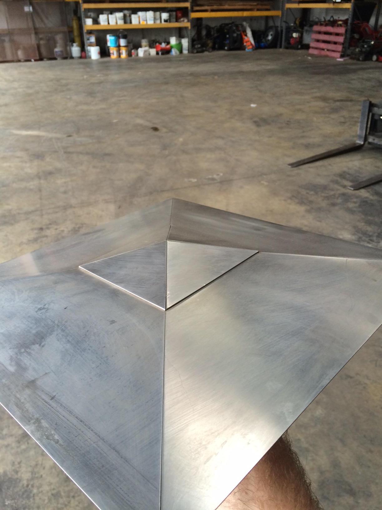 Precision Architectural Metals Hyattsville Maryland Md
