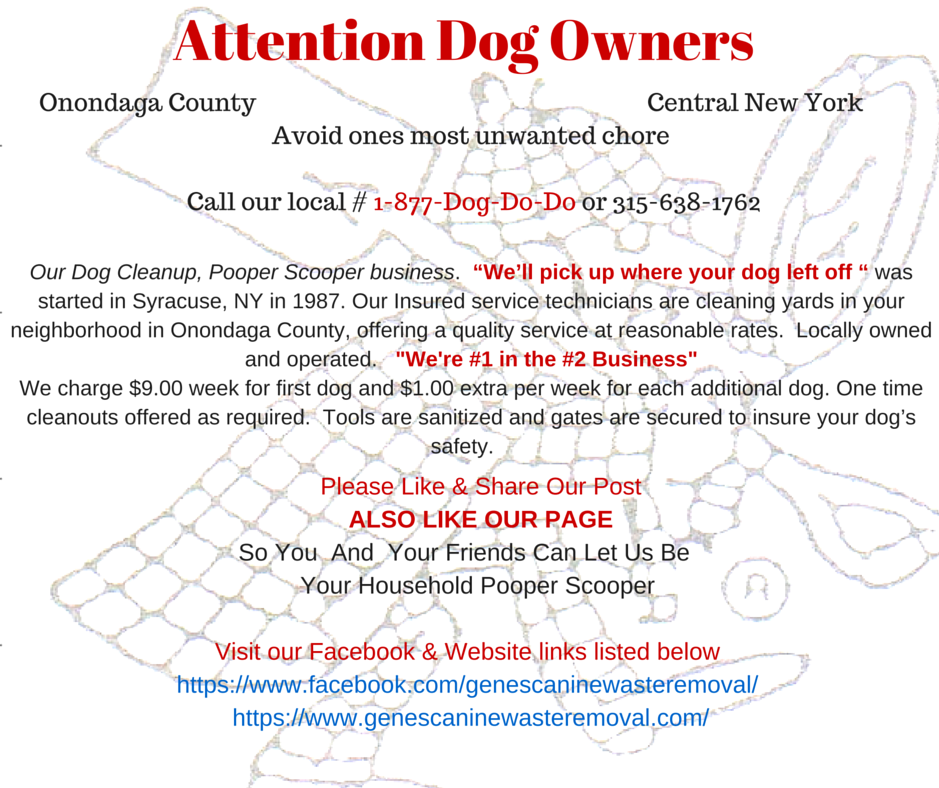 Genes Canine Waste Removal Chamberofcommerce Com