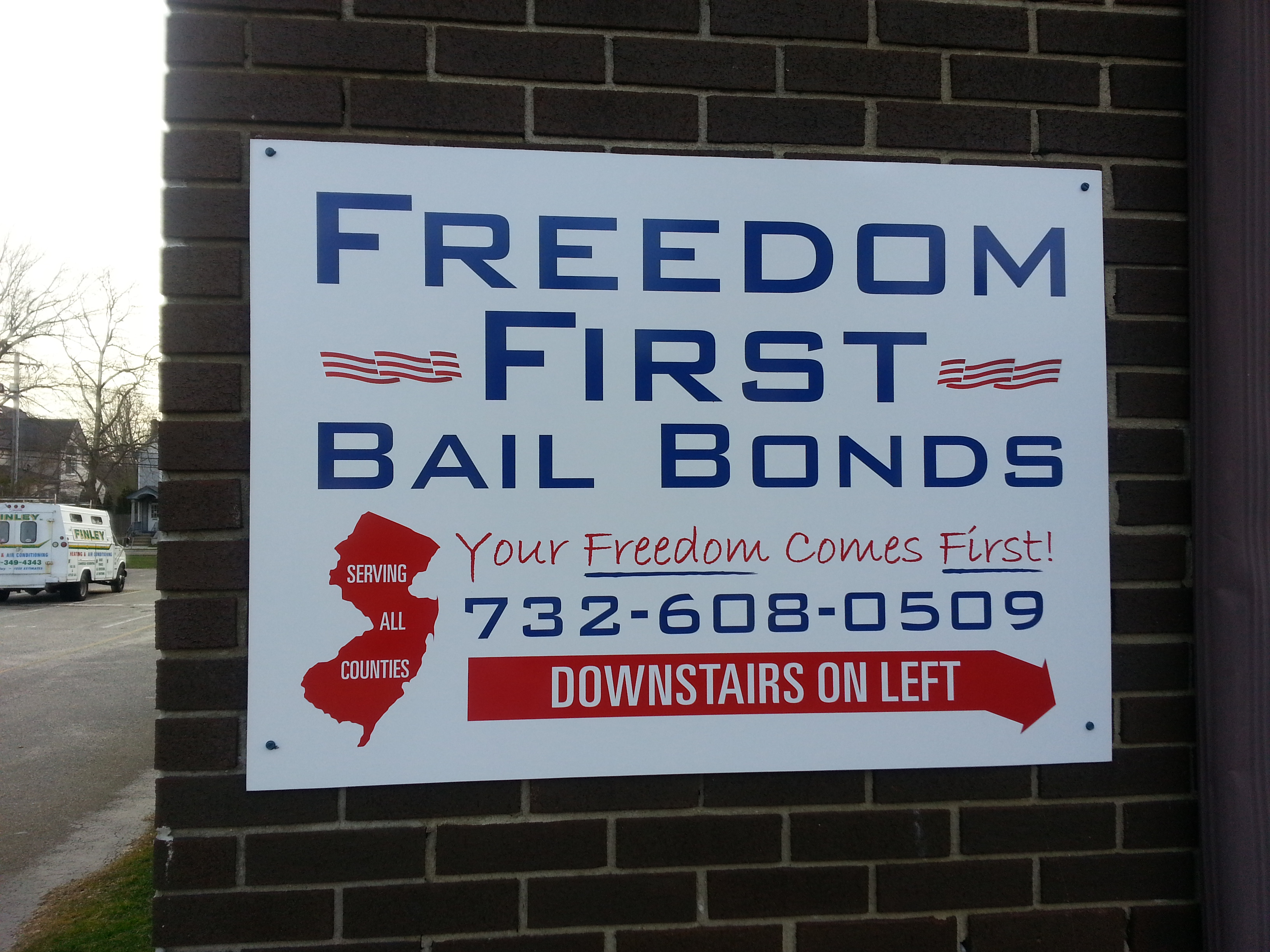 Freedom First Bail Bonds - ad image