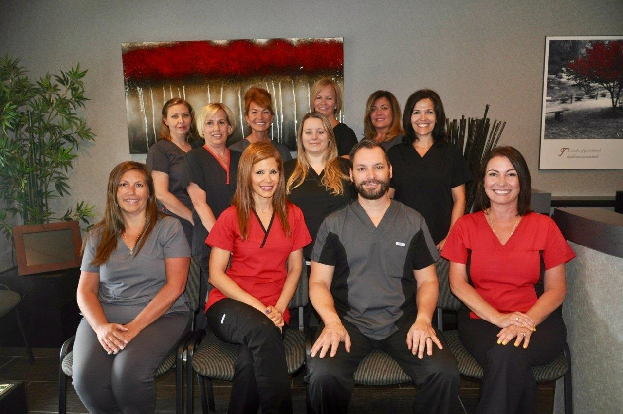 Meadowlands Dental Office in Ancaster: At the Meadowlands Dental we know that our practice is only as effective and as welcoming as the people who work in it, which is why we take pride in our friendly, dedicated, and energetic dental team!