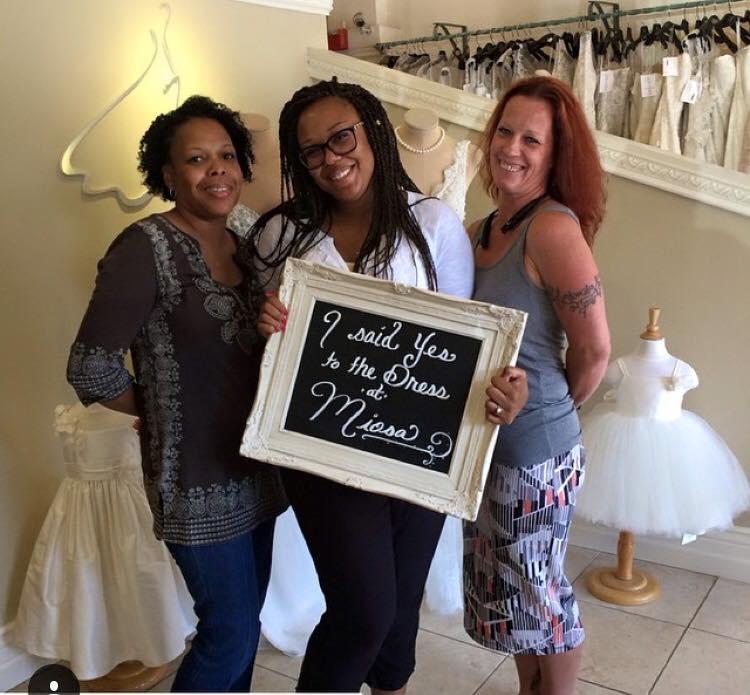 Miosa bride sacramento california ca for Wedding dress shops in sacramento
