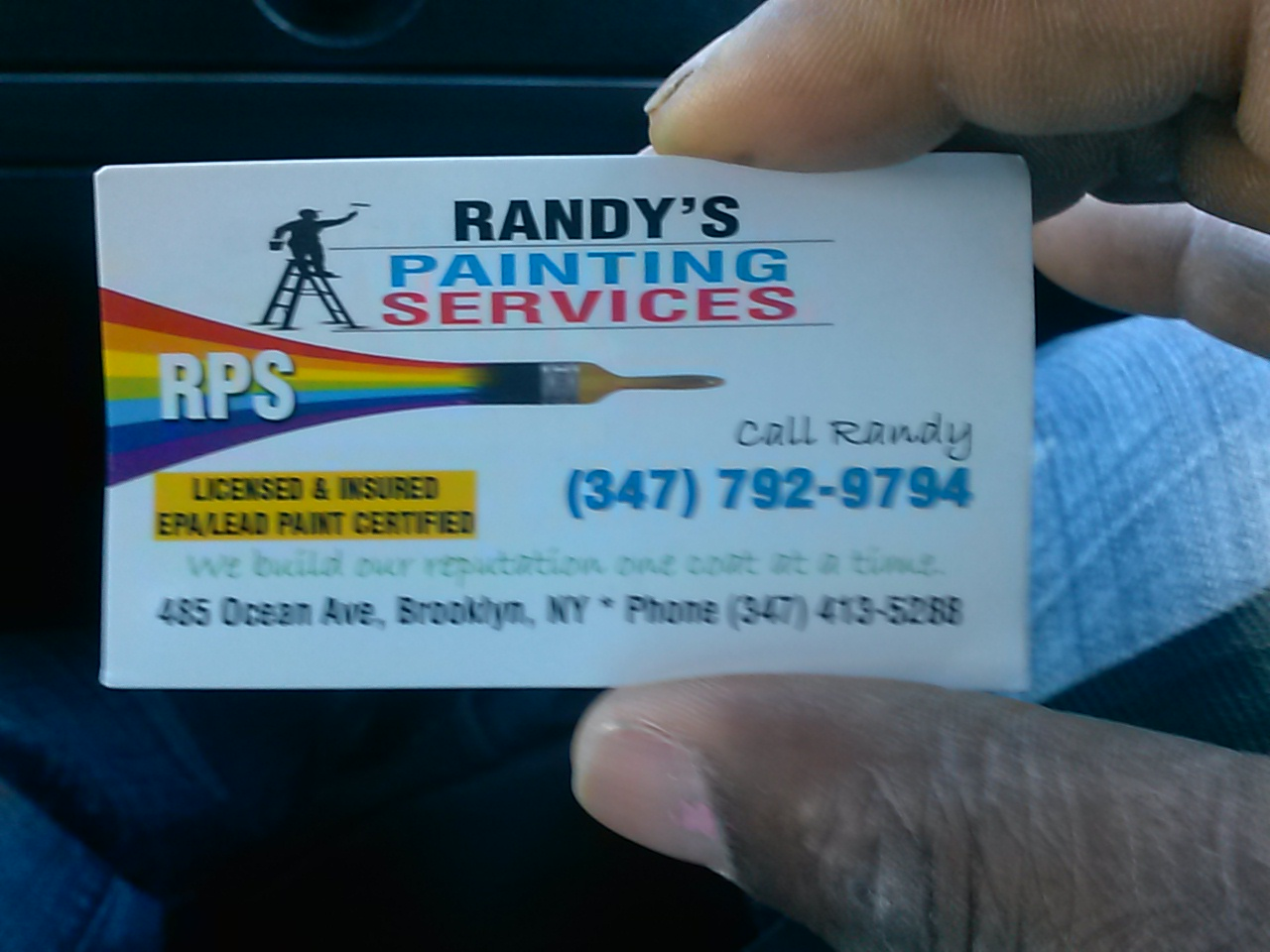 Randys Painting Services Inc
