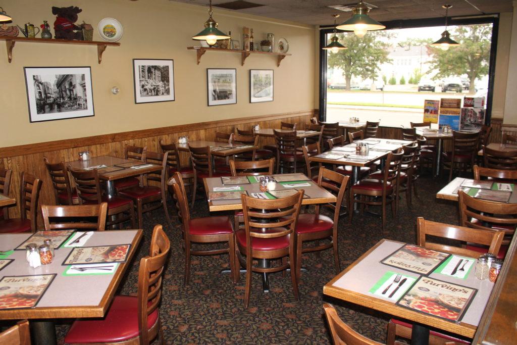 Turvino S Pizzeria Restaurant Glen Rock Nj