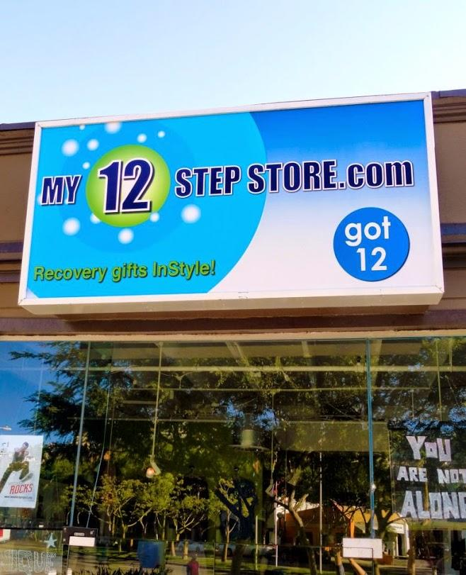 My 12 Step Store