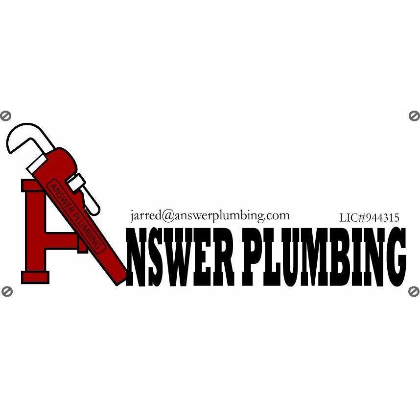 Answer Plumbing
