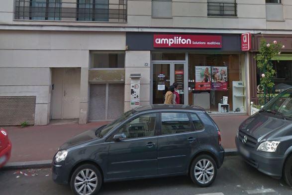 Amplifon audioprothésiste Montrouge