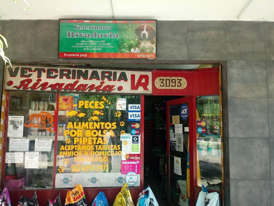 VETERINARIA RIVADAVIA