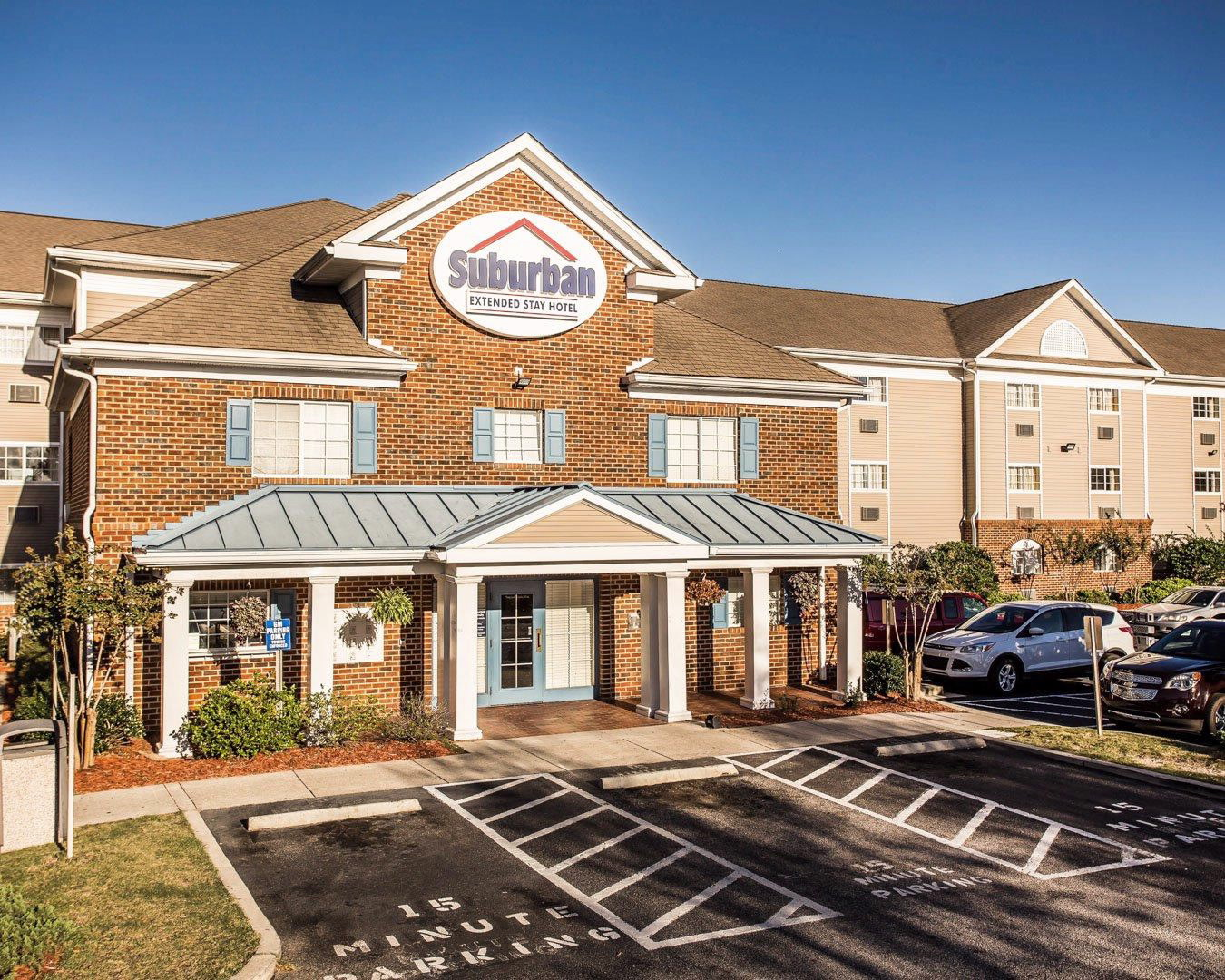 Suburban Extended Stay Hotel  Myrtle Beach South Carolina  Sc