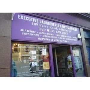 Executive Launderettes & Dry Cleaners - Edinburgh, Midlothian EH6 4ET - 01316 294847 | ShowMeLocal.com