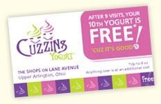 Cuzzins Yogurt image 0